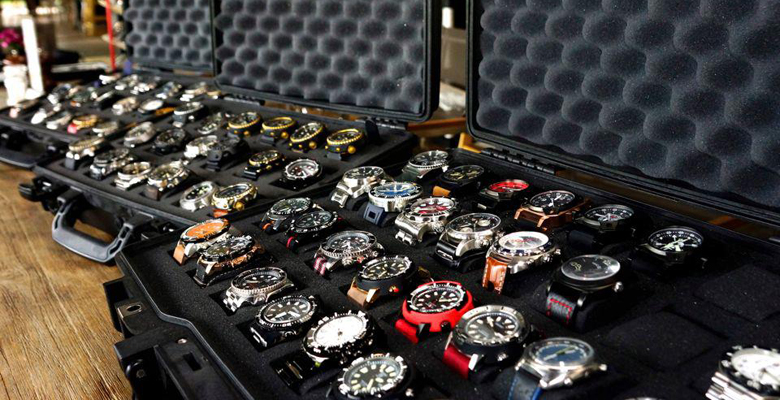 watch-collecting