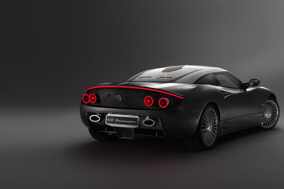 SPYKER EVOLVES WITH THE C8 PRELIATOR