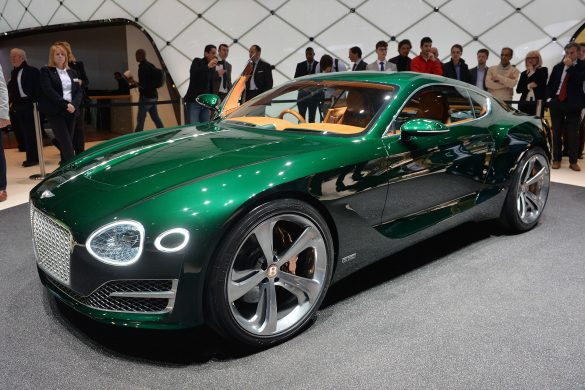 BENTLEY EXP 10 SPEED SIX CONCEPT
