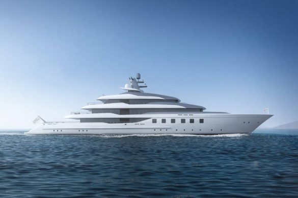 ORDERS NOW BEING TAKEN FOR MEGAYACHT BV80 BY BLOHM+VOSS YACHTS