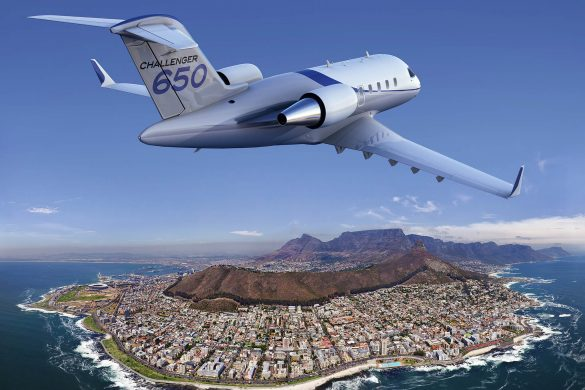 NEW HEIGHTS WITH THE BOMBARDIER CHALLENGER 650