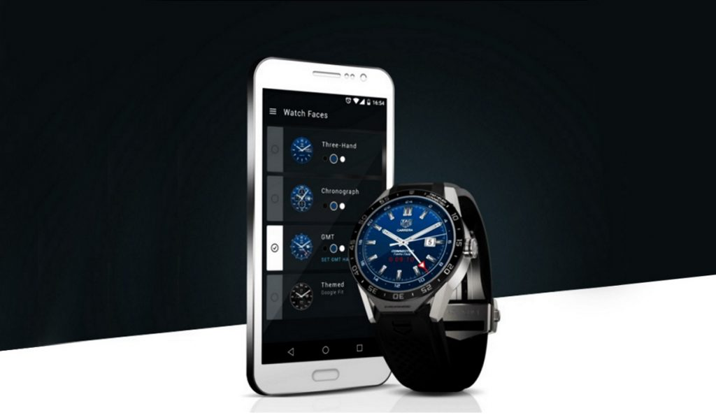 Tag Heuer Android Wear SmartWatch Connected