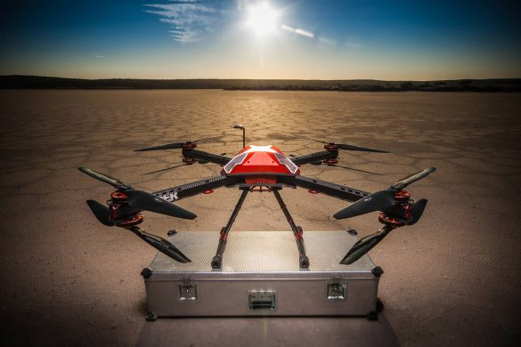 THE DRONE OF ALL DRONES – THE VADER X8