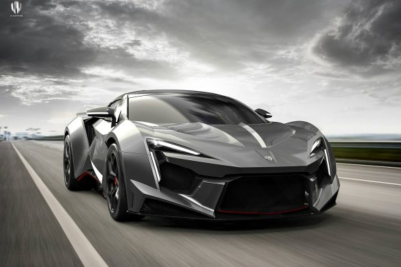 FENYR SUPERSPORT BY W MOTORS
