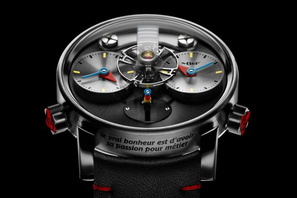 FINDING HAPPINESS WITH THE MBANDF LM1 SILBERSTEIN