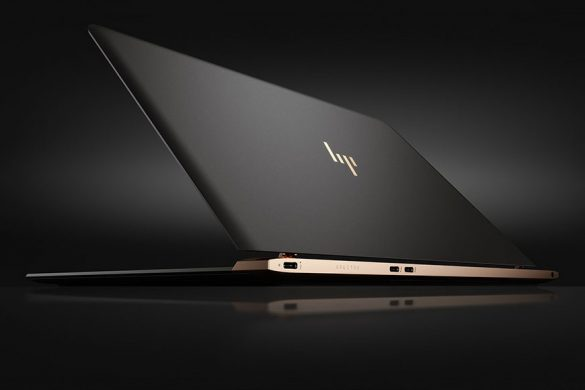 HP DEBUTS THE WORLDS THINNEST LAPTOP